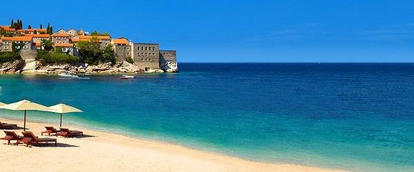 Wybrzeże Czarnogóry