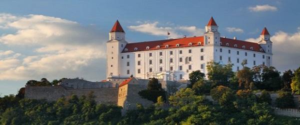 Zamek w Bratyslawie