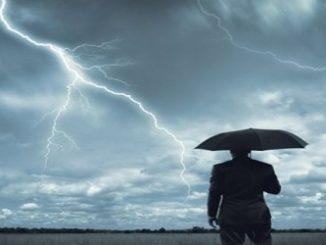 gdzie jest deszcz w Polsce